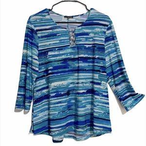 Ava & grace • PL • retro stretch blouse